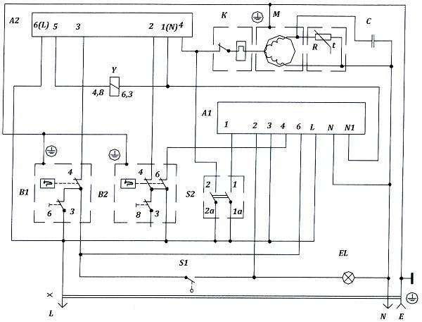 A1-блок индикации B4-27-4,8,